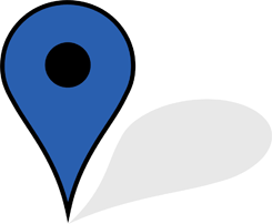 map-pin-blue-klein